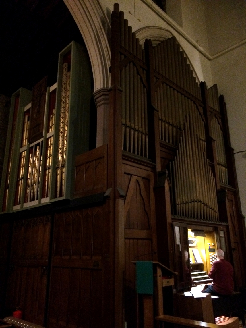Bolton Organists - Events