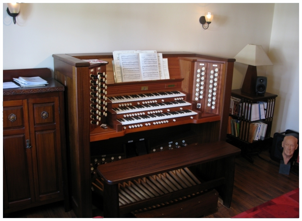 Organ installed Ramsbottom